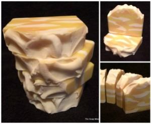 Citrussy unnamed soap