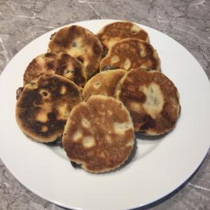 Teisen Gri (Welsh Cakes)